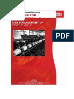 RFU - Risk Management of Textile Mills