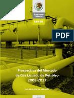 Prospectiva Gas LP 2008-2017