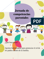 Jornada Para Padres de Parentalidad Positiva 1er Ciclo