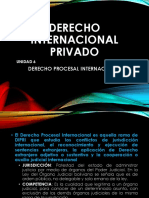 Derecho Internacional Privado Cuarto Encuentro