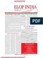 Develop India ONLINE Year 2, Vol. 1, Issue - 80th, Feb 14-21, 2010(2)