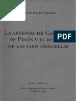 (Sèrie Minor, 9) Martí de Riquer i Morera - La Leyenda de Galcerán de Pinós y el rescate de las cien doncellas-Reial Acadèmia de Bones Lletres de Barcelona (2004).pdf