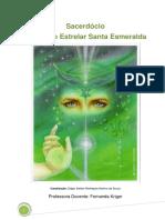 Apostila Sacerdócio Comando Estrelar Santa Esmeralda