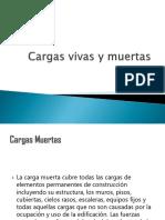 Exposicion Cargas Vivas y Muertas (Sismo-resistencia)