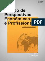 Estudo de perspectivas econômicas