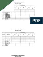 2.Daftar Peserta Uas 1 2017