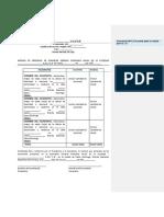 Acta y Nomina de Presencia de Asamblea Ordinaria Para s.a.s. y s.a.