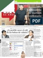 Diario La República - Marzo 18 de 2019