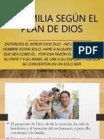 La Familia Según El Plan de Dios