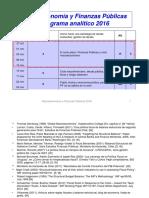 4. El corto plazo la PF en el ciclo 2016.pdf