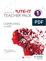ComputeIT Teacher-Pack Sample