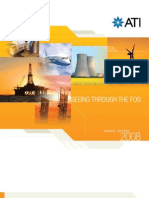 2008 ATI Annual Report