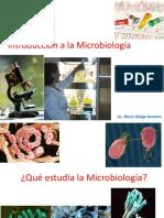 Evolucion Historica de La Microbiologia..
