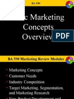 1 - Basic Marketing Concepts