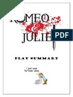 Romeo and Juliet - Summary
