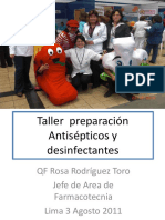 2 Talleres-Preparacion Antisepticos
