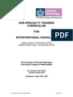 IR Curriculum 2016 FINAL 15 November 2016 PDF 68601469