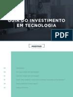 Guia Do Investimento Em Tecnologia