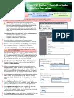 X1 Indoor Activation Procedure English IDx 3103 2