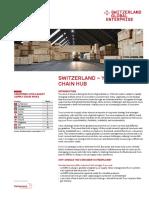 Factsheet Supply Chain s Ge en 2018