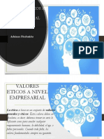 Valores Eticos Empresariales A