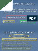 03 Aplicación Espacial y Personal de La Ley Penal