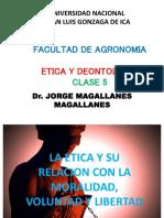 PPT. ETICA CLASE 5 AGRONOMIA.pptx