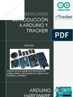 Arduino Tracker Introduccion