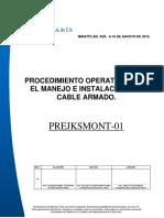 PREJKSMONT-01. INSTALACIÓN DEL CABLE ARMADO.docx