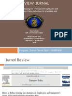 Tugas Review Jurnal Transport Policy
