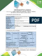 Guía de actividades y Rubrica de Evaluación - Tarea 2 - Realizar pre-tarea 2, Ciclo de tarea 2 y Post-tarea 2.docx