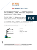SKTI SSLS Catalogue MNRE 09 With New Designer Poles and LED Fittings 2010