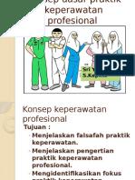 Konsep dasar praktik keperawatan profesional.pptx