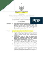 0 Peraturan Kepala Daerah tentang Standar Pelayanan Minimal.docx