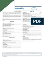 Materials Engr Curriculum