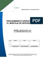 Prejksivd-01. Montaje de Servidor Astro