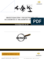Investigaciòn y Registro At