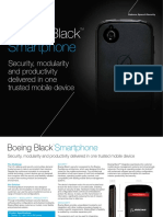 Boeing Black Product Card