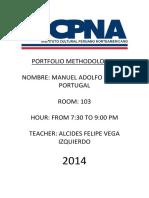 PORTFOLIO METHODOLOGY 5.docx
