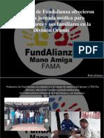 PetroAlianza - Voluntarios de Fundalianza Ofrecieron Primera Jornada Médica Para Colaboradores y Sus Familiares en La División Oriente