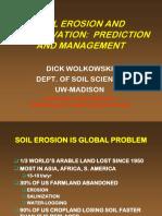 Erosion Conservation