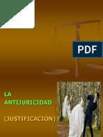 4. La Antijuricidad