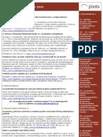 e-newsletter Nadácie Pontis - október 2010