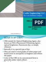 OBA Training Crable Engineering LLC1