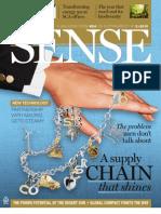 SCA's magazine SENSE 2/2010