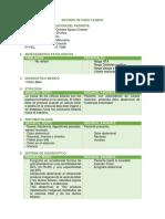 Estudio de Caso Clinico 6 colico biliar
