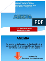 Anemia Clase