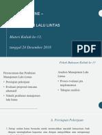 Kuliah Online – 28 Desember 2018