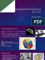 Geoquimica del litio .pptx