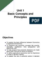 INTRO to Agricultural Economics